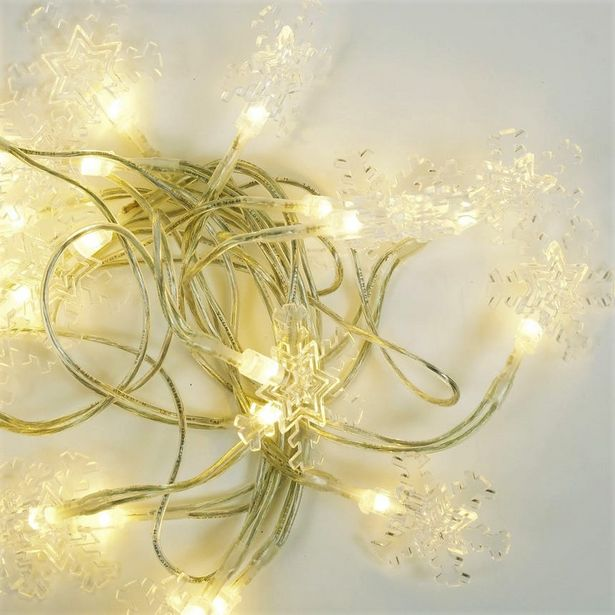 Oferta de Iluminácion de Navidad por 4,99€