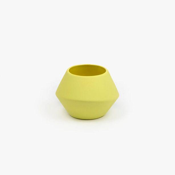 Oferta de Vaso WC Neo Amarillo por 3,89€