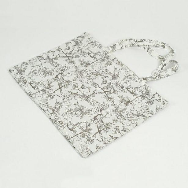Oferta de Bolsa Birdy Reversible 38x50 cm por 9,99€
