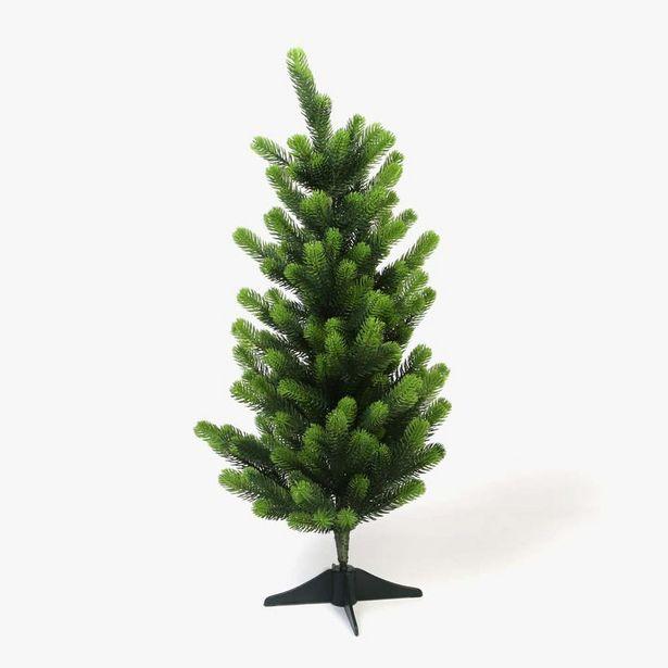 Oferta de Árbol de Navidad 60 cm por 14,99€
