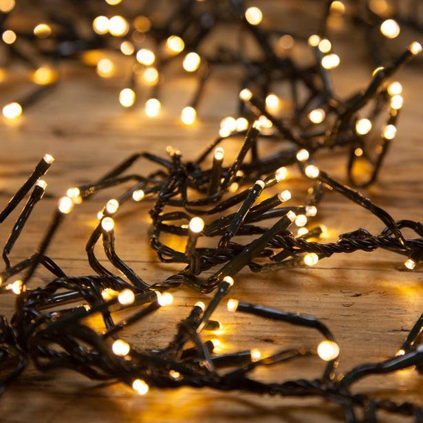 Oferta de Luces de Navidad 288 LED con 8 Funciones de Luz por 24,99€