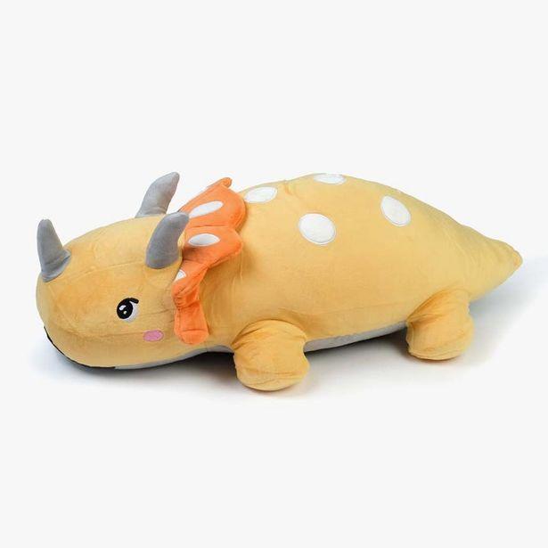 Oferta de Dinosaurio Amarillo 48 cm por 12,99€