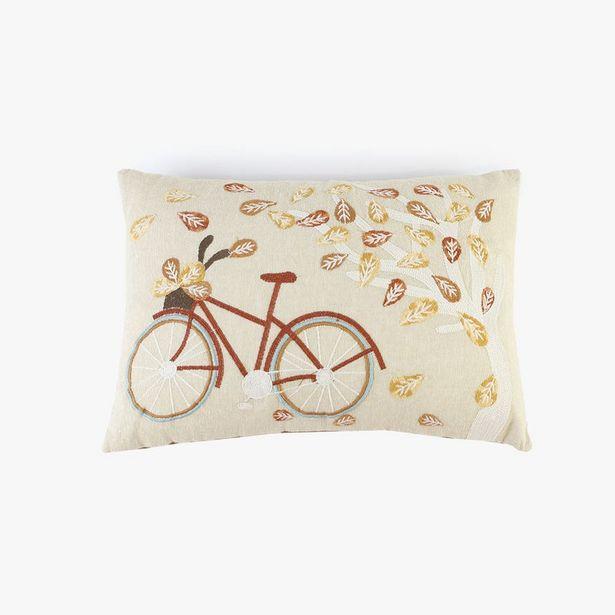 Oferta de Cojín Bicicleta 33x48 cm por 19,99€