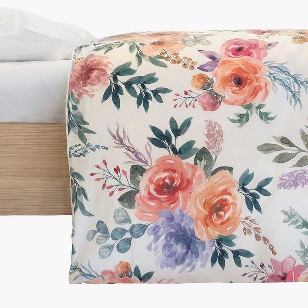 Oferta de Funda Nórdica Sweet Garden Multicolor 240x220 cm por 47,99€