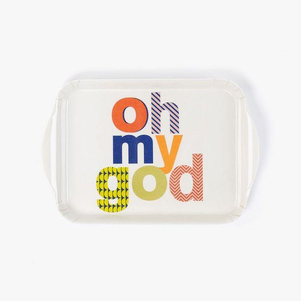 Oferta de Mini Bandeja OMG por 2,99€