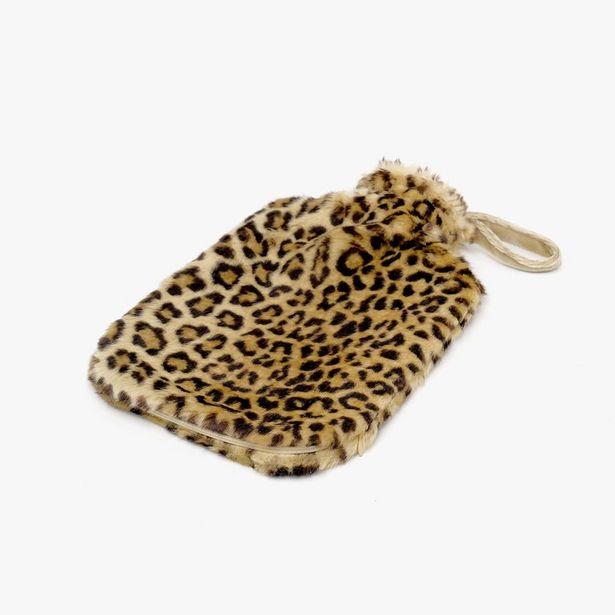 Oferta de Bolsa de Agua Caliente Eco Leopardo por 14,99€