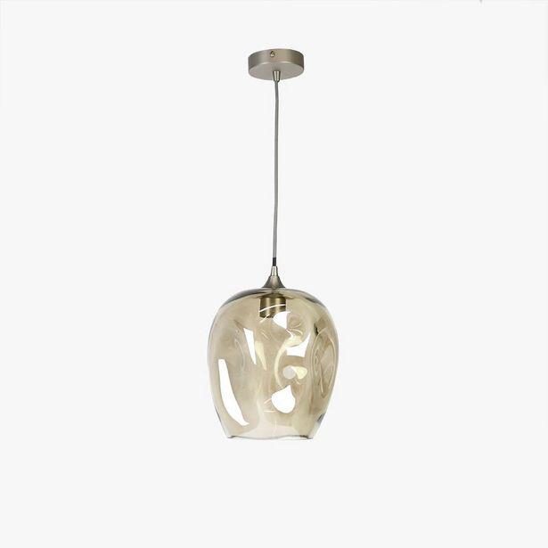 Oferta de Lámpara de Techo Ambar 34x22 cm por 39,99€