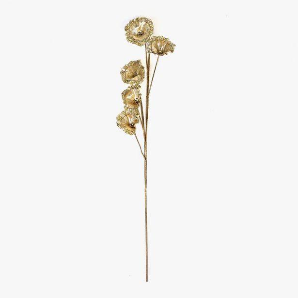 Oferta de Ramo Ginkgo Gold 81 cm por 6,99€