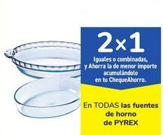 Oferta de En TODAS las fuentes de horno De Pyrex por