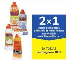 Oferta de En TODAS las frregonas KH7  por