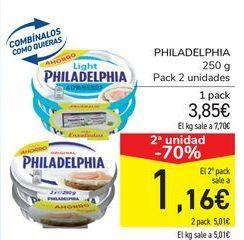 Oferta de PHILADELPHIA  por 3,85€