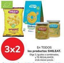 Oferta de En TODOS los productos SMILEAT por
