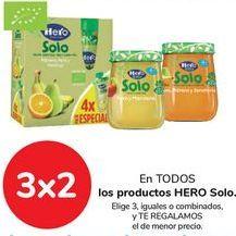 Oferta de En TODOS los productos HERO Solo  por