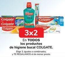 Oferta de En TODOS los productos de higiene bucal COLGATE por