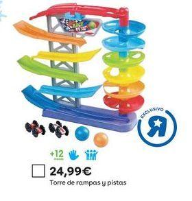 Oferta de Juguetes bebé toysrus por 24,99€