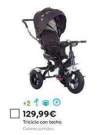 Oferta de Triciclo por 129,99€