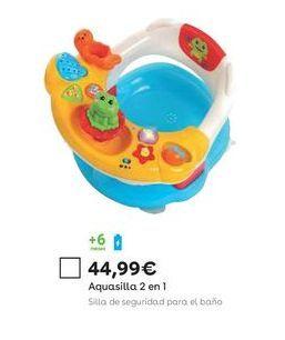 Oferta de Silla de baño por 44,99€