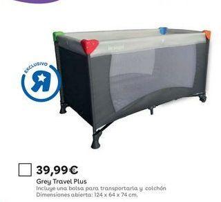 Oferta de Cuna de viaje por 39,99€