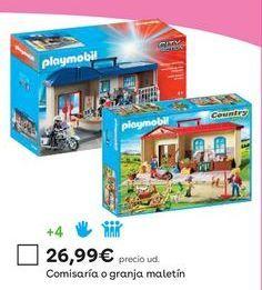 Oferta de Juguetes Playmobil por 26,99€