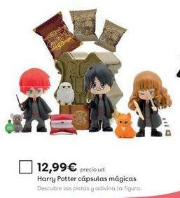 Oferta de Juguetes Harry Potter por 12,99€