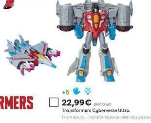 Oferta de Transformador por 22,99€