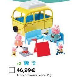 Oferta de Juguetes Peppa pig por 46,99€