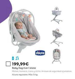 Oferta de Hamaca de bebé Chicco por 199,99€
