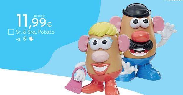 Oferta de Juguetes Toy Story por 11,99€