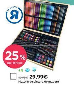 Oferta de Pintura por 29,99€
