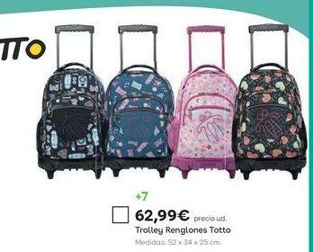 Oferta de Trolley Totto por 62,99€