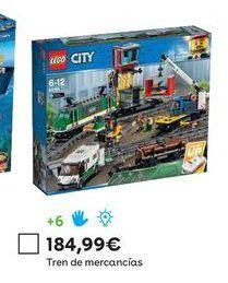 Oferta de Juguetes LEGO por 184,99€