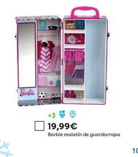 Oferta de Juguetes Barbie por 19,99€