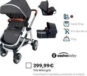 Oferta de Silla de paseo modular por 399,99€