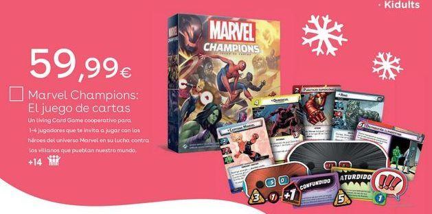 Oferta de Juegos de mesa Marvel por 59,99€