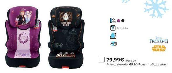 Oferta de Silla de coche por 79,99€