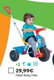 Oferta de Triciclo por 29,99€