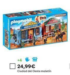 Oferta de Juguetes Playmobil por 24,99€