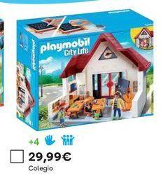 Oferta de Juguetes Playmobil por 29,99€