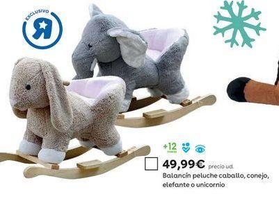 Oferta de Balancín infantil por 49,99€