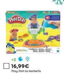 Oferta de Juguetes Play-Doh por 16,99€