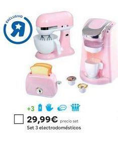 Oferta de Electrodomésticos por 29,99€