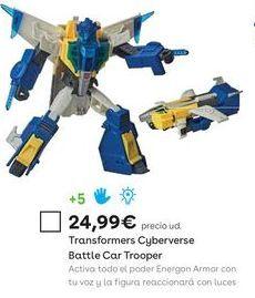 Oferta de Transformador por 24,99€