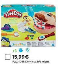Oferta de Juguetes Play-Doh por 15,99€