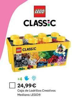 Oferta de Juguetes LEGO por 24,99€