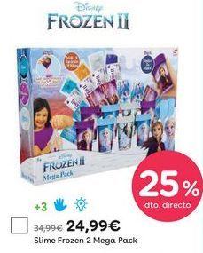 Oferta de Slime Frozen por 24,99€