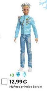 Oferta de Muñecos Barbie por 12,99€