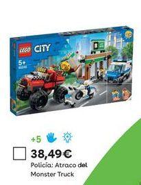 Oferta de Juguetes LEGO por 38,49€