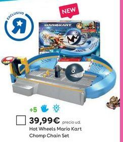 Oferta de Pistas de coches Hot Wheels por 39,99€