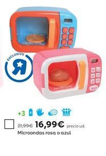 Oferta de Microondas por 16,99€