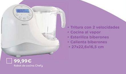 Oferta de Robot de cocina por 99,99€